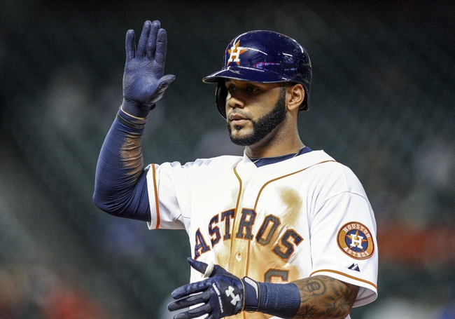 Houston Astros vs. Texas Rangers MLB Pick, Odds, Prediction - 5/14/14