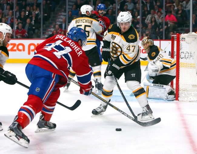 Boston Bruins vs. Montreal Canadiens - 5/14/14