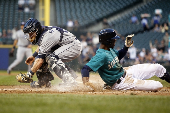 Seattle Mariners vs. Tampa Bay Rays Pick-Odds-Prediction - 5/13/14