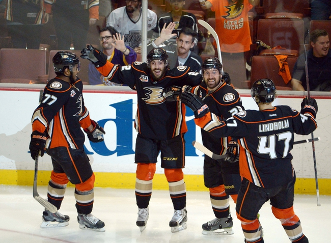 Anaheim Ducks at Los Angeles Kings Pick-Odds-Prediction - 5/14/14