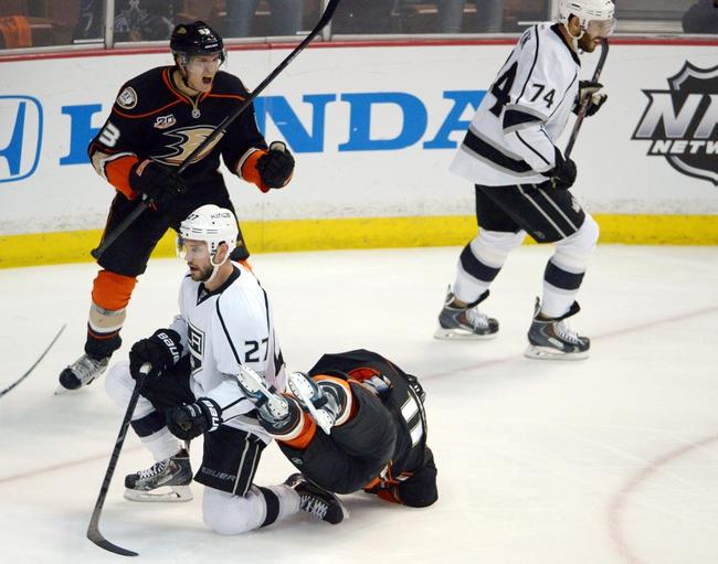 Los Angeles Kings vs. Anaheim Ducks - 5/14/14