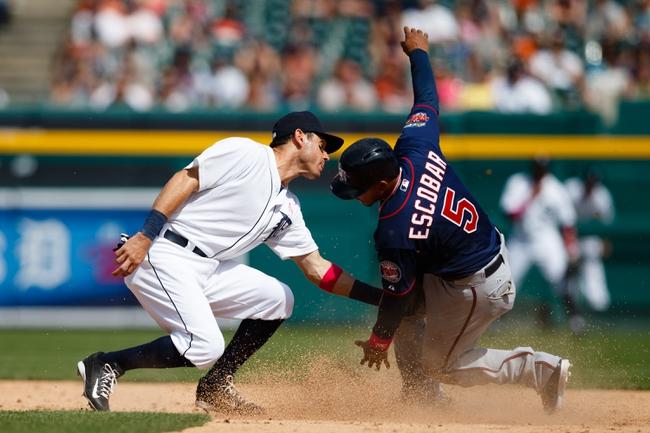 Detroit Tigers vs. Minnesota Twins MLB Pick, Odds, Prediction 6/13/14