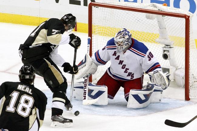 Rangers vs. Penguins - 11/11/14 NHL Pick, Odds, and Prediction