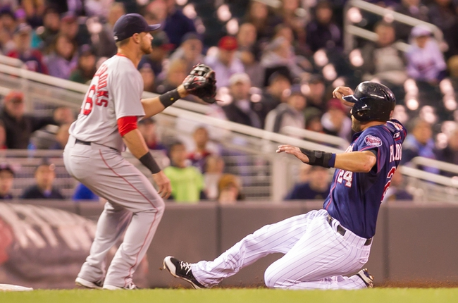 Minnesota Twins vs. Boston Red Sox MLB Pick, Odds, Prediction - 5/14/14