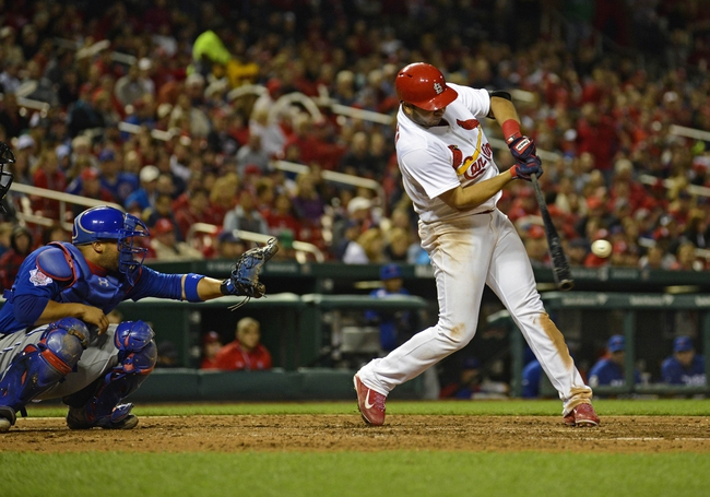 St. Louis Cardinals vs. Chicago Cubs Pick-Odds-Prediction - 5/15/14