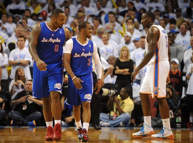Oklahoma City Thunder at Los Angeles Clippers NBA Pick, Odds, Prediction - 5/15/14 Game Six