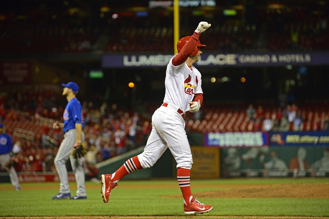 St. Louis Cardinals vs. Chicago Cubs Pick-Odds-Prediction - 5/14/14