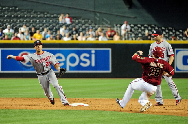 Washington Nationals vs. Arizona Diamondbacks 8/18/14 MLB Pick and Odds