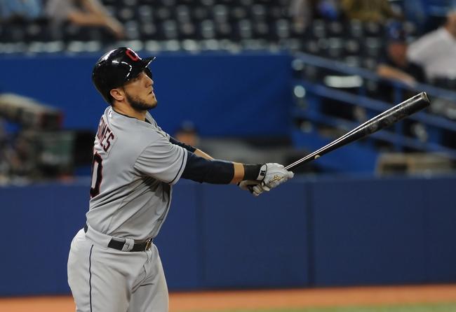 Cleveland Indians vs. Detroit Tigers MLB Pick, Odds, Prediction 5/19/14