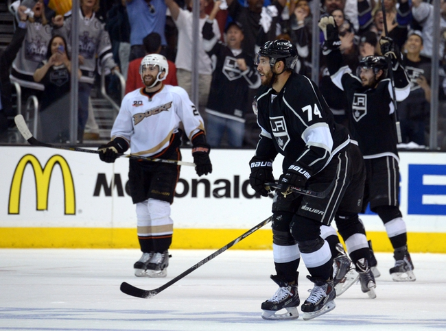 Los Angeles Kings at Anaheim Ducks NHL Pick, Odds, Prediction - 5/16/14 Game Seven