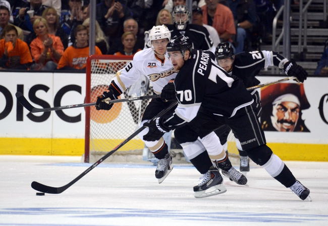 Los Angeles Kings at Anaheim Ducks Pick-Odds-Prediction - 5/16/14