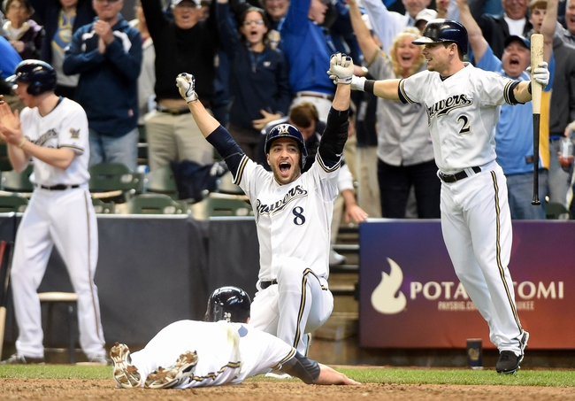 Pittsburgh Pirates vs. Milwaukee Brewers Pick-Odds-Prediction - 6/6/14
