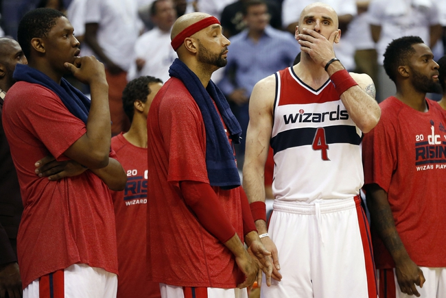 Washington Wizards: NBA 2014-15 Season Preview, Prediction, Outlook