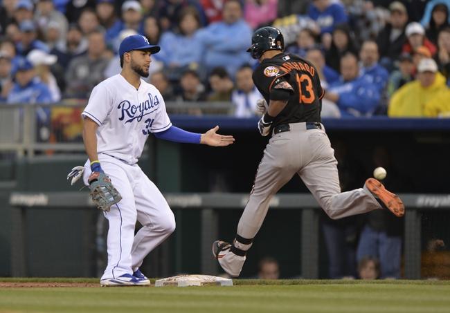 Kansas City Royals vs. Baltimore Orioles MLB Pick, Odds, Prediction 5/17/14