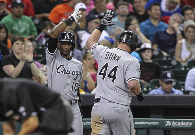 Chicago White Sox vs. Houston Astros MLB Pick-Odds-Prediction - 7/18/14