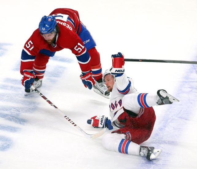 New York Rangers at Montreal Canadiens Pick-Odds-Prediction - 5/19/14