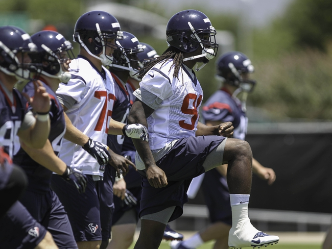 NFL Update: The Houston Texans 2014 Schedule and Status Report Post-2014 NFL Draft