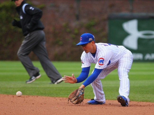 Milwaukee Brewers vs. Chicago Cubs MLB Pick, Odds, Prediction - 5/31/14