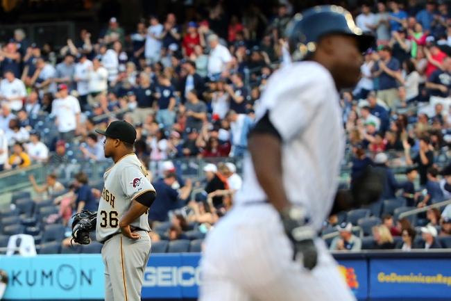 New York Yankees vs. Pittsburgh Pirates MLB Pick, Odds, Prediction - 5/18/14 Game One
