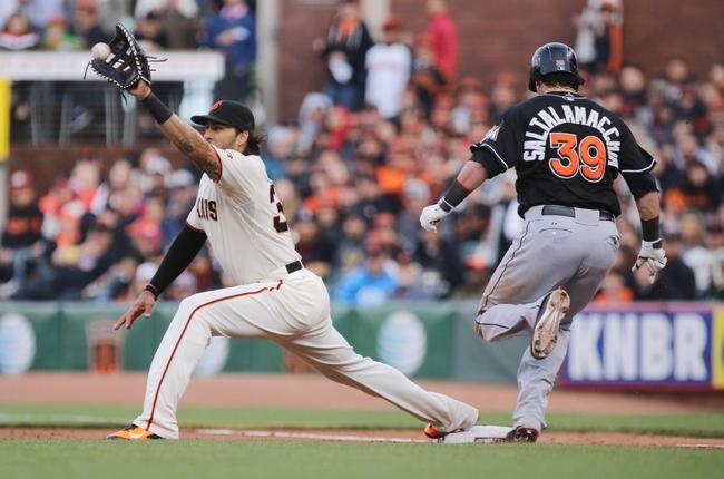 San Francisco Giants vs. Miami Marlins MLB Pick, Odds, Prediction - 5/18/14