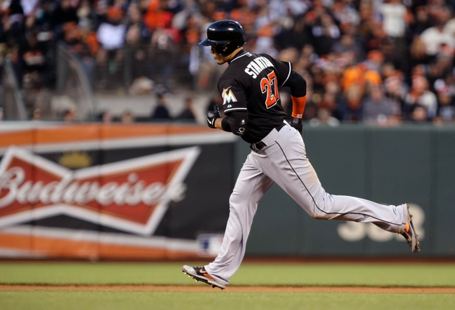 Miami Marlins vs. San Francisco Giants  MLB Pick-Odds-Prediction - 7/18/14
