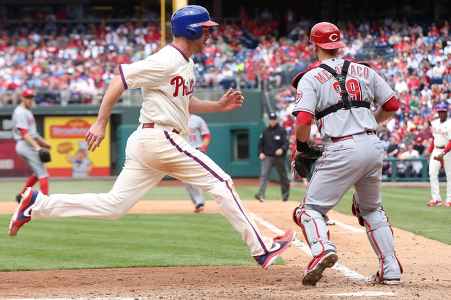 Cincinnati Reds vs. Philadelphia Phillies MLB Pick, Odds, Prediction 6/6/14