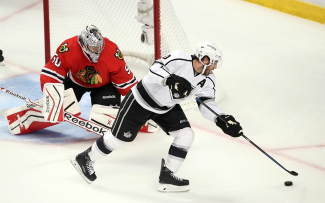 Los Angeles Kings at Chicago Blackhawks NHL Pick, Odds, Prediction - 5/21/14 Game Two