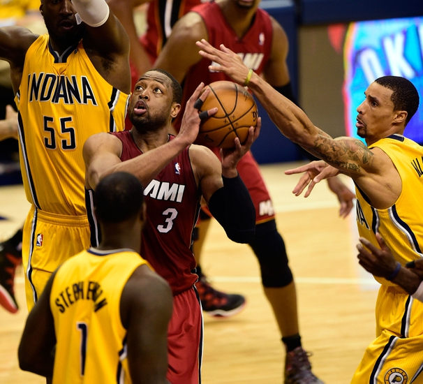 Indiana Pacers vs. Miami Heat - 5/20/14