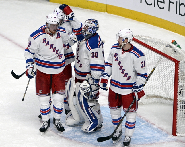 Montreal Canadiens at New York Rangers Pick-Odds-Prediction - 5/22/14
