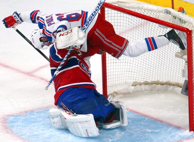New York Rangers vs. Montreal Canadiens - 5/22/14