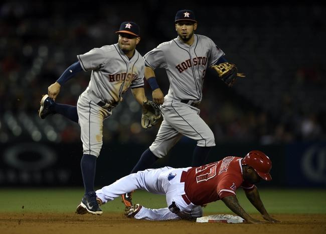 Houston Astros vs. Los Angeles Angels MLB Pick, Odds, Prediction - 6/3/14