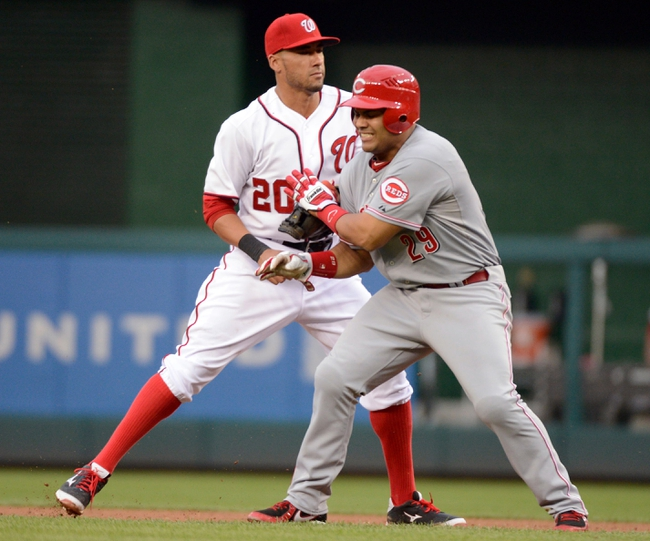 Cincinnati Reds vs. Washington Nationals MLB Pick, Odds, Prediction 7/25/14
