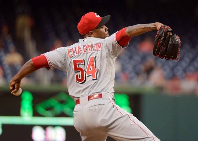 Cincinnati Reds vs. Washington Nationals MLB Pick, Odds, Prediction 7/27/14