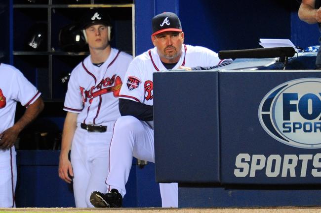 Atlanta Braves vs. Milwaukee Brewers MLB Pick, Odds, Prediction 5/22/14