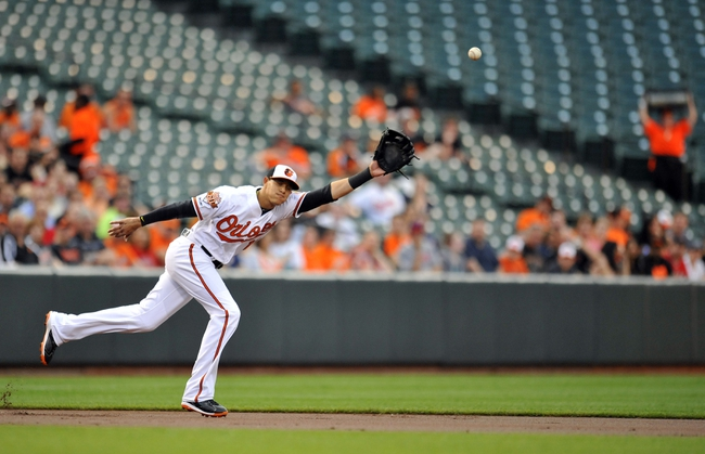 Baltimore Orioles vs. Cleveland Indians Pick-Odds-Prediction - 5/23/14