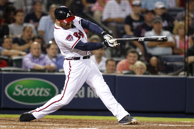 Atlanta Braves vs. Milwaukee Brewers - 5/21/15 MLB Pick, Odds, and Prediction