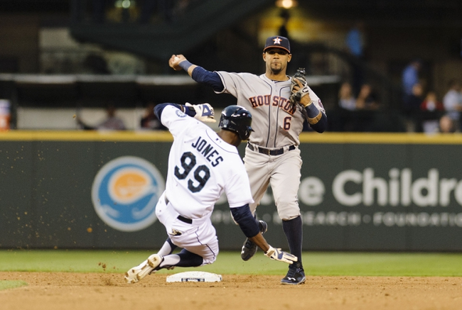 Seattle Mariners vs. Houston Astros MLB Pick, Odds, Prediction - 5/25/14