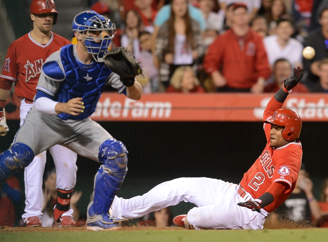 Los Angeles Angels vs. Kansas City Royals Pick-Odds-Prediction - 5/24/14