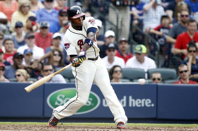 Atlanta Braves vs. Los Angeles Angels MLB Pick, Odds, Prediction 6/13/14