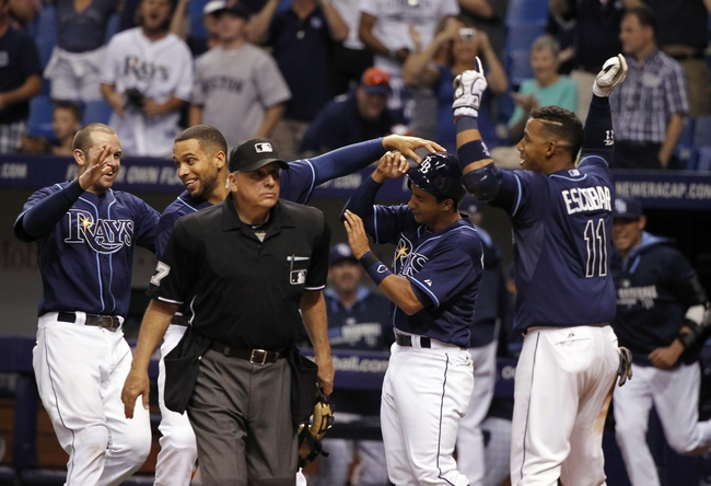 Tampa Bay Rays vs. Boston Red Sox MLB Pick, Odds, Prediction 5/25/14