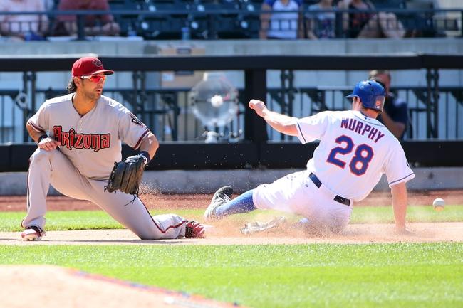 Arizona Diamondbacks vs. New York Mets - 6/4/15 MLB Pick, Odds, and Prediction