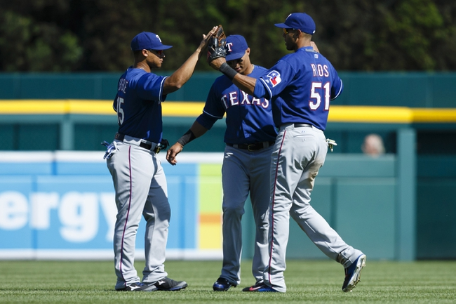 Texas Rangers vs. Detroit Tigers MLB Pick, Odds, Prediction - 6/24/14