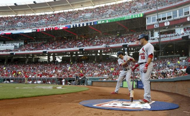 St. Louis Cardinals vs. Cincinnati Reds 8/18/14 MLB Pick, Odds, Prediction