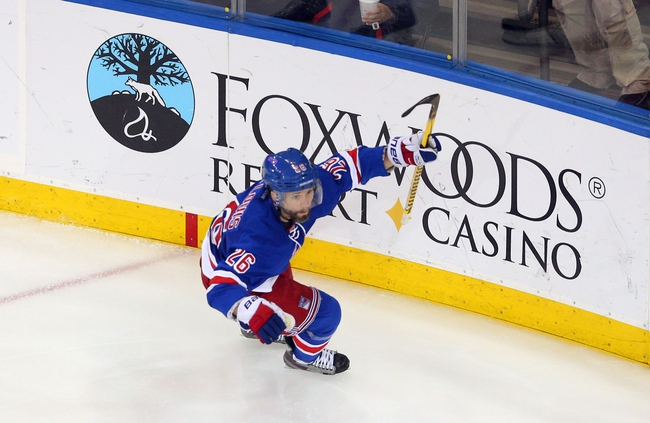 New York Rangers at Montreal Canadiens Pick-Odds-Prediction - 5/27/14