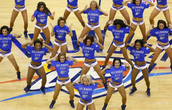 Brooklyn Nets vs. Oklahoma City Thunder - 11/3/14 NBA Pick, Odds, and Prediction