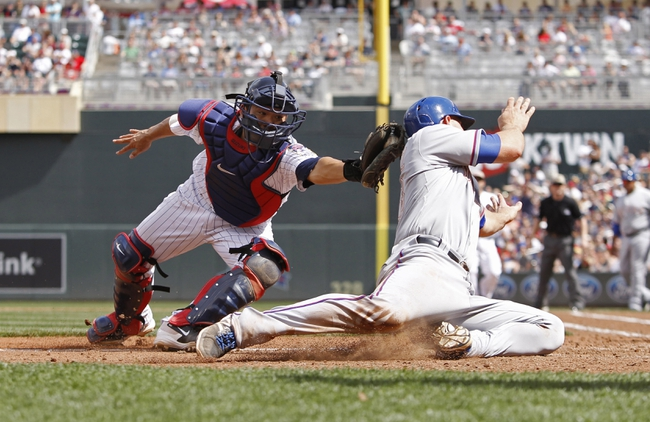 Minnesota Twins vs. Texas Rangers Pick-Odds-Prediction - 5/27/14