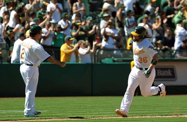 Oakland Athletics vs. Detroit Tigers MLB Pick, Odds, Prediction 5/27/14
