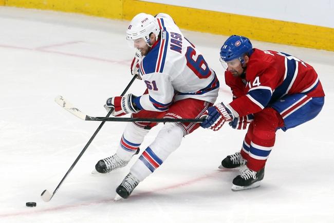 New York Rangers vs. Montreal Canadiens - 5/29/14