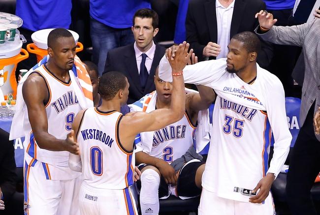 Oklahoma City Thunder: NBA 2014-15 Season Preview, Prediction, Outlook