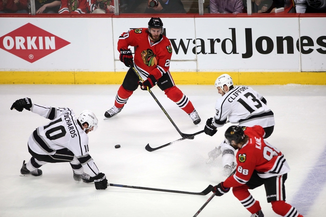 NHL News: Player News and Updates for 5/29/14